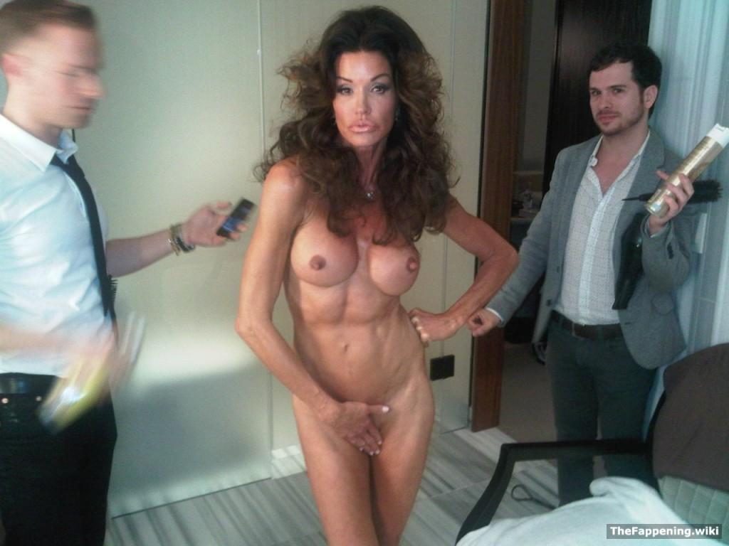 Janice dickinson sex