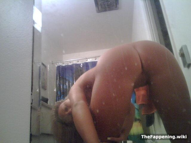 father son in shower nude