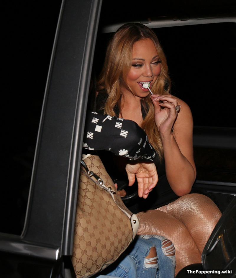 Sex Mariah Carey Seeing Her Naked Photos