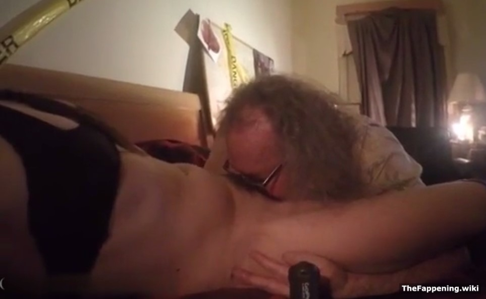 Regret, Animated naked wife sex tape topic