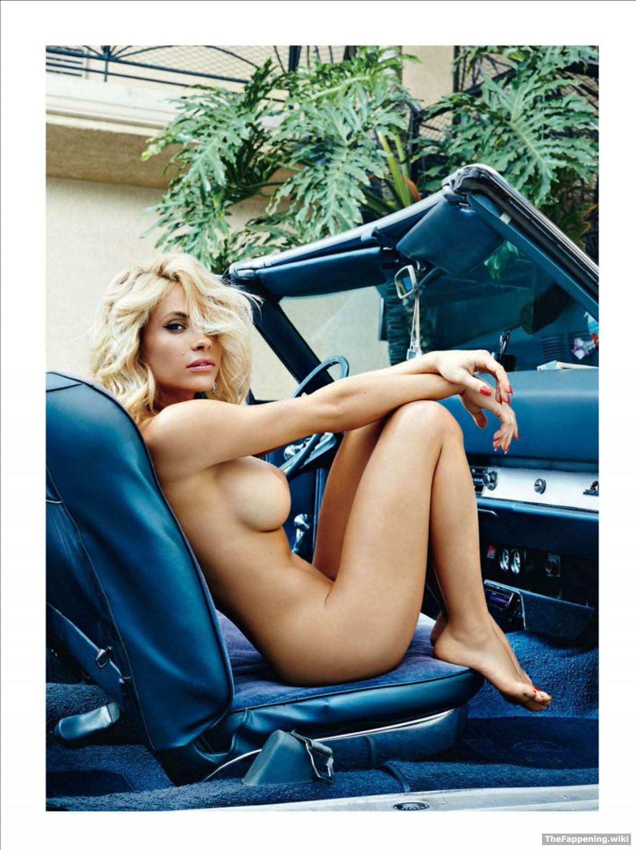 Mathers playmate nude dani