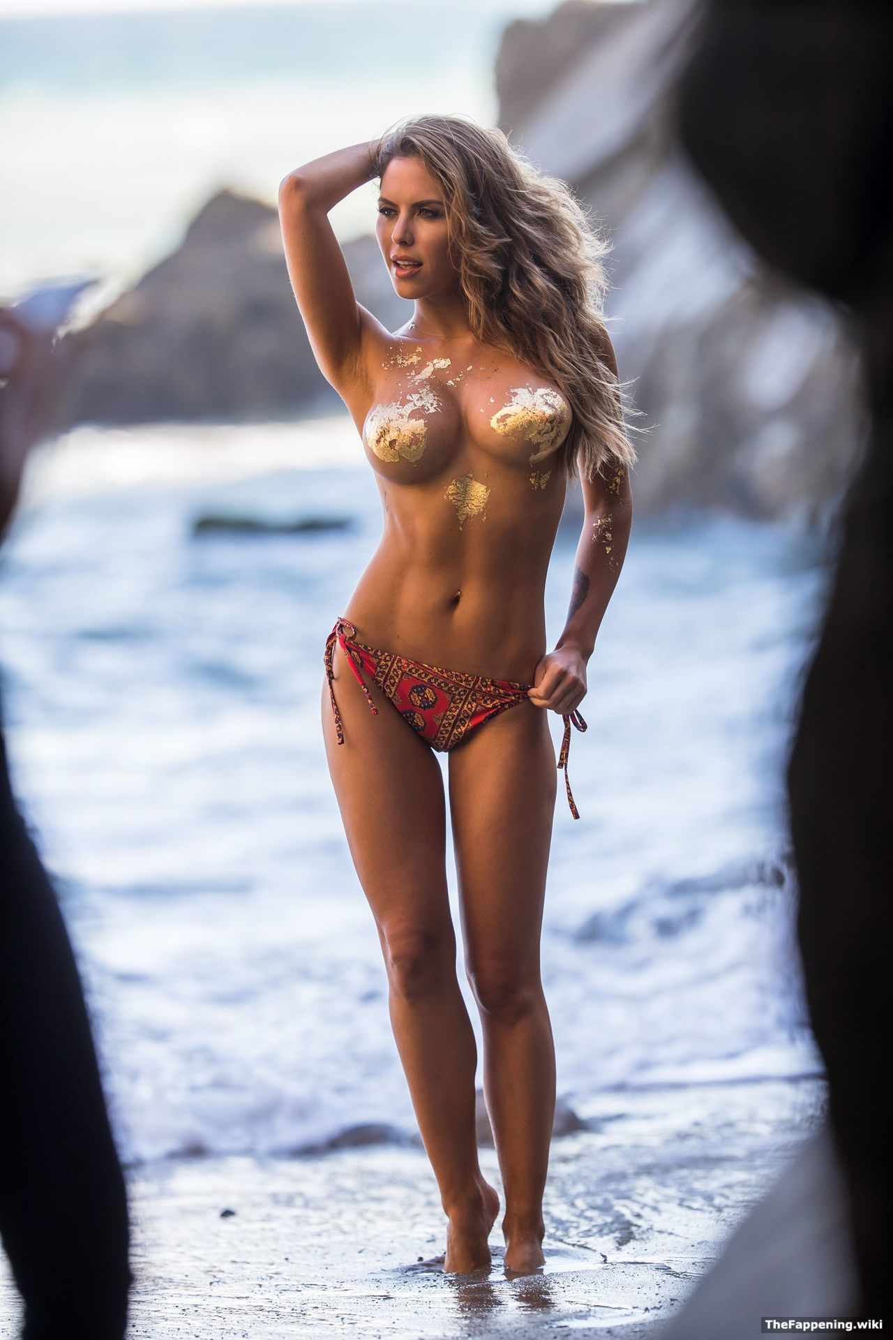 naked Brittney palmer