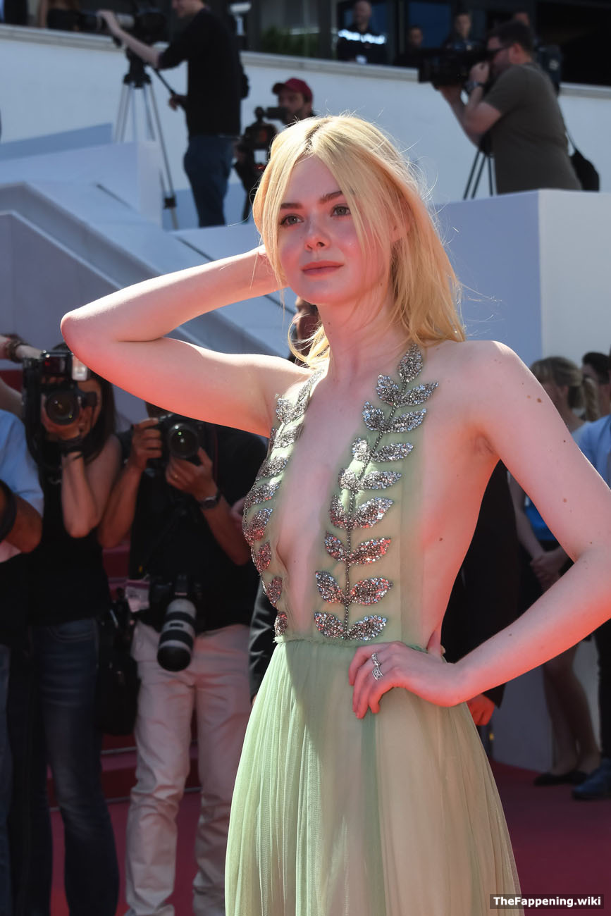 Very elle fanning naked really