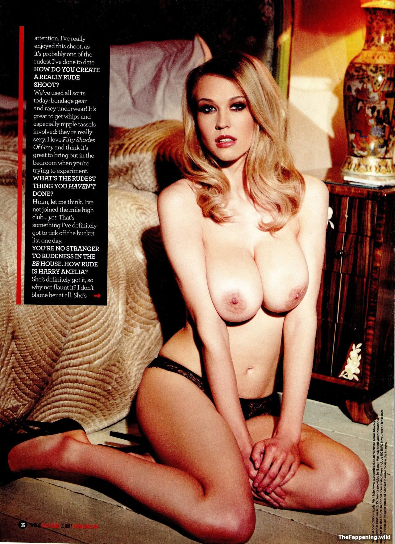 Good Sophie reade sex tape are not