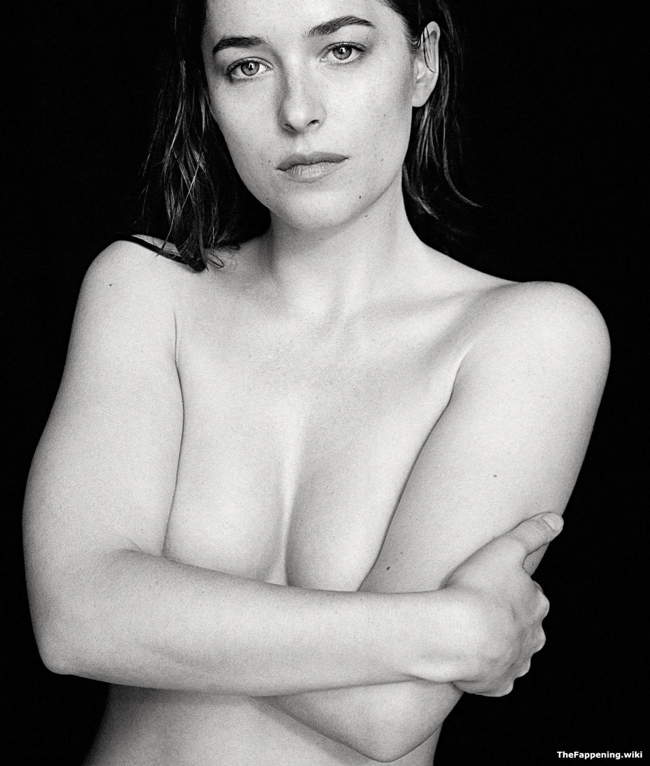 Dakota johnson nipples