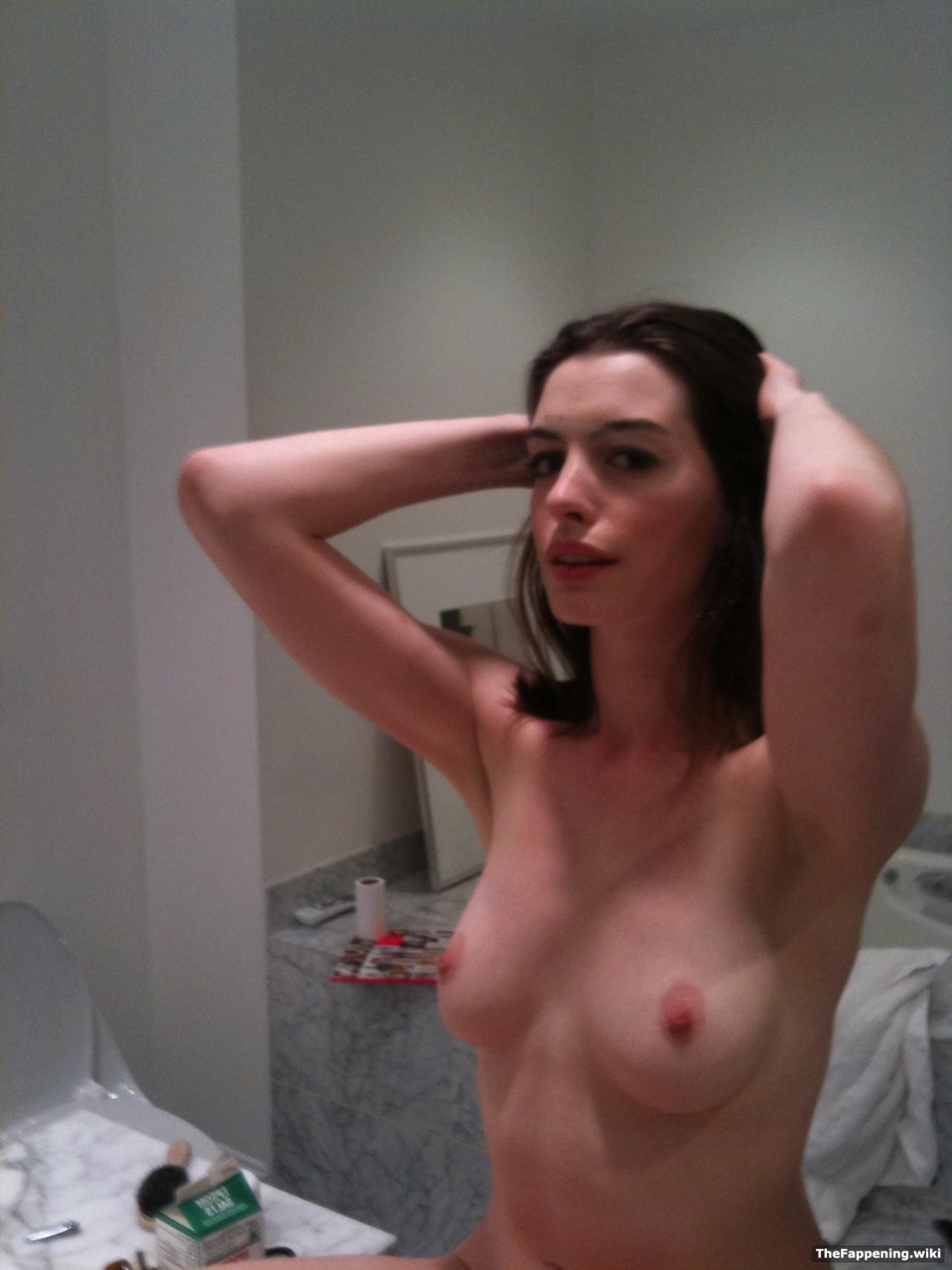 Anne Hathaway XXX video