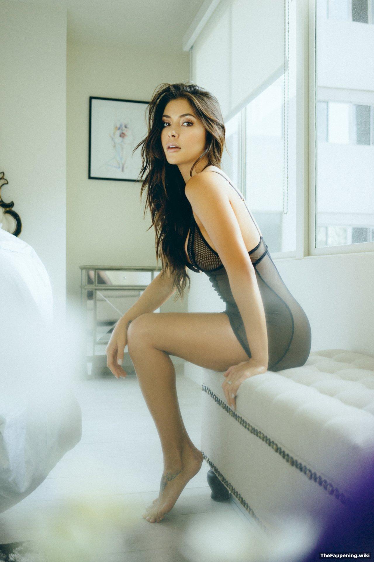ELISE: Arianny celeste free nude