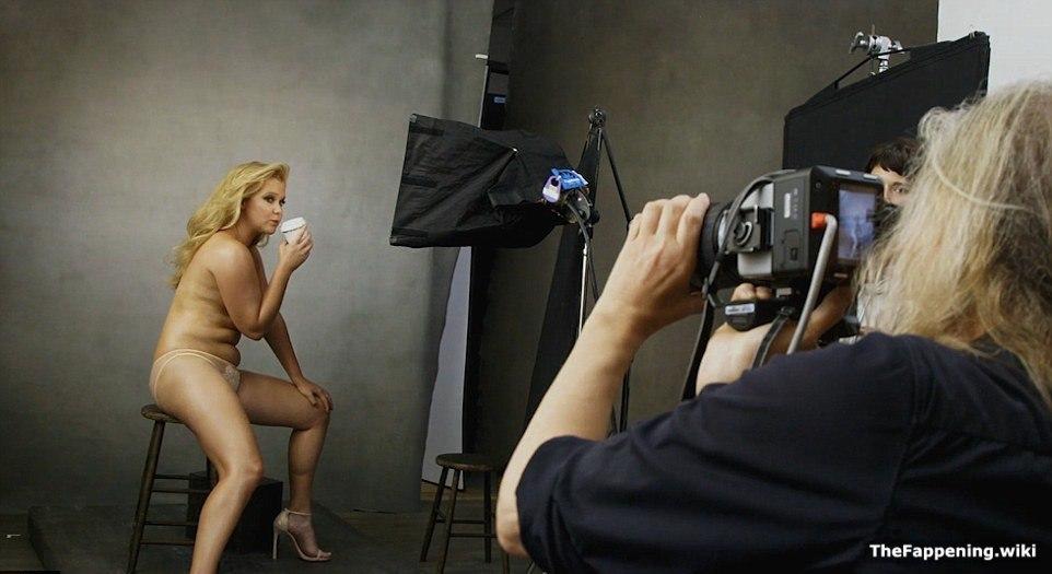 With big boob free nude