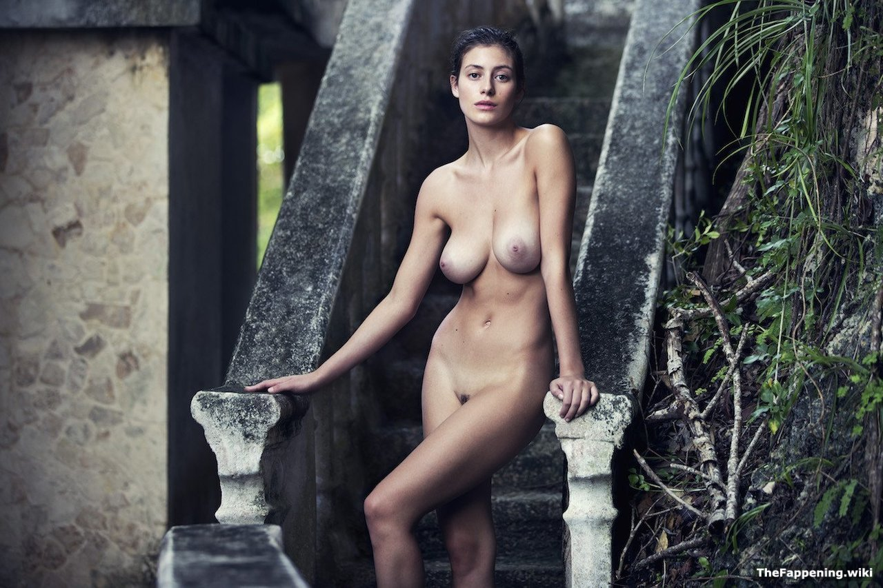 Alejandra guilmants naked in a tasteful way naked (35 pic)
