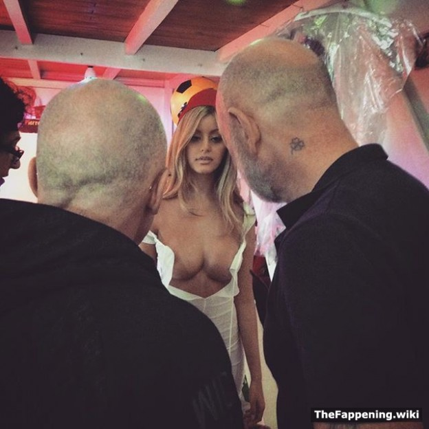 Zahia dehar hot excited too