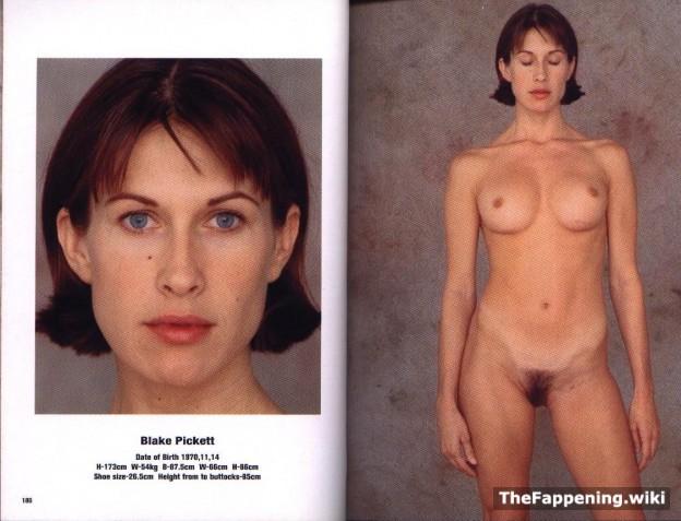 nude pickett Cindy