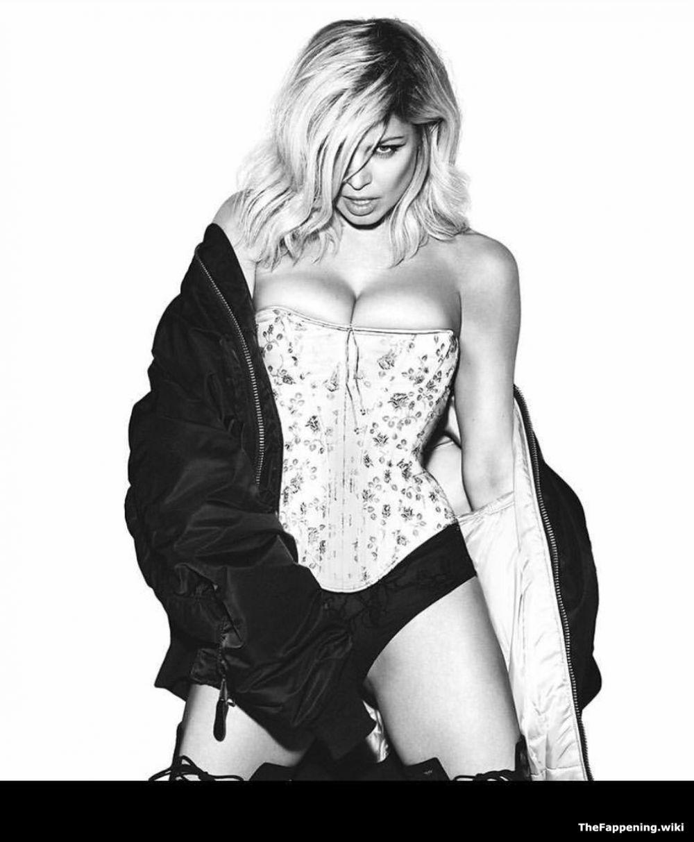 Nudes fergie Fergie Nude