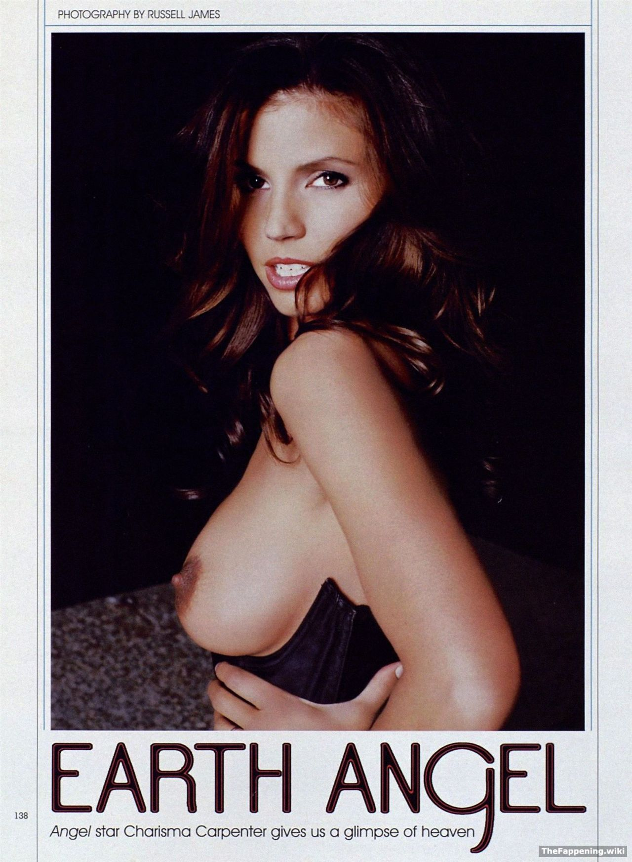Opinion you boob side charisma carpenter for support. opinion