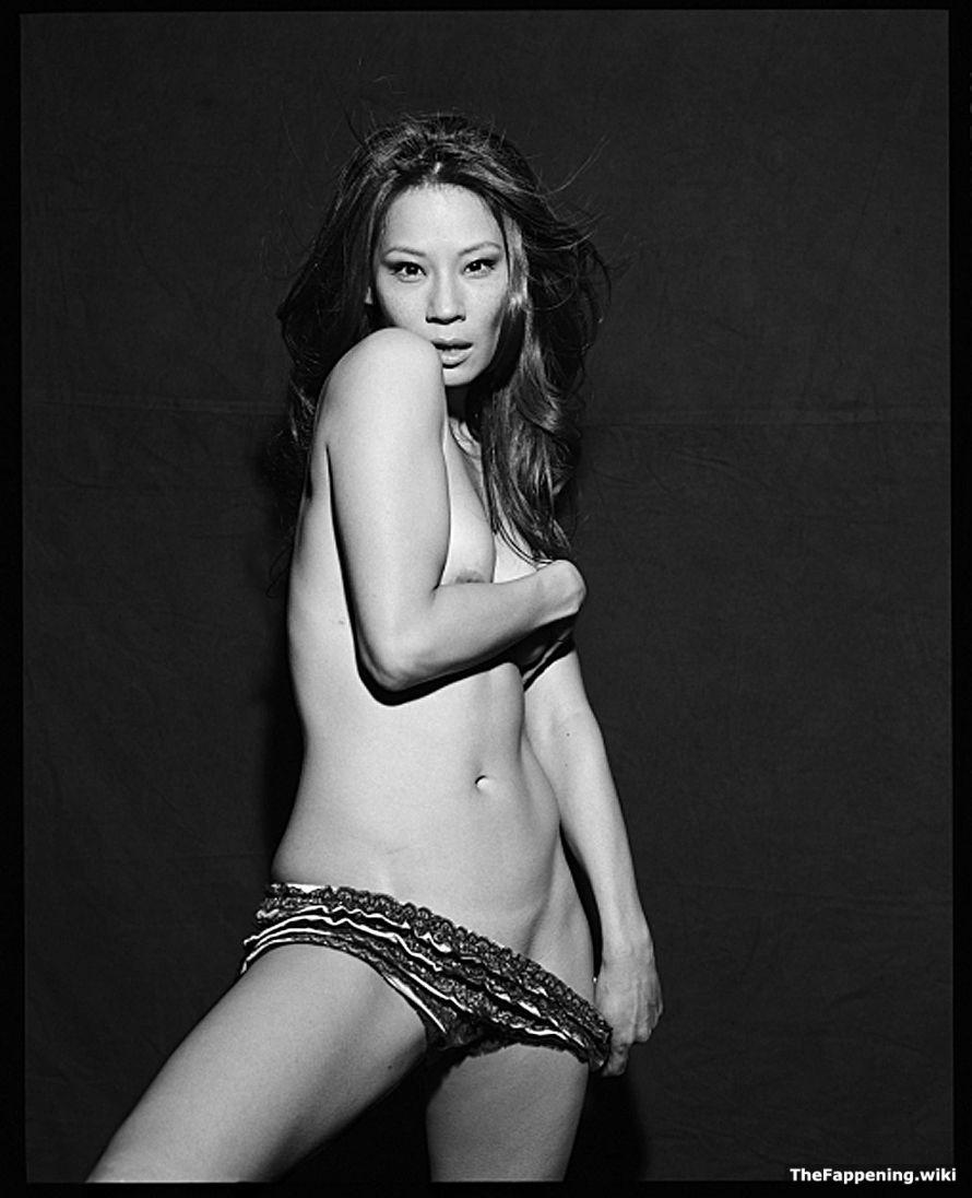 Liu actress lucy