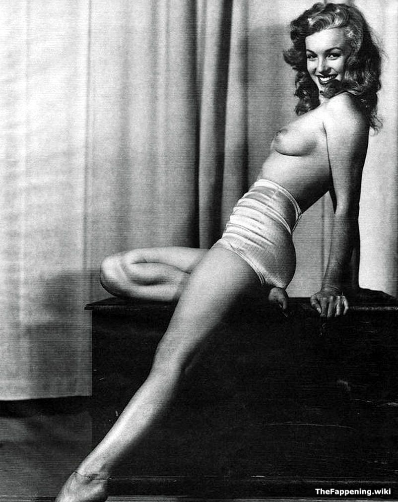 Have marilyn monroe young naked