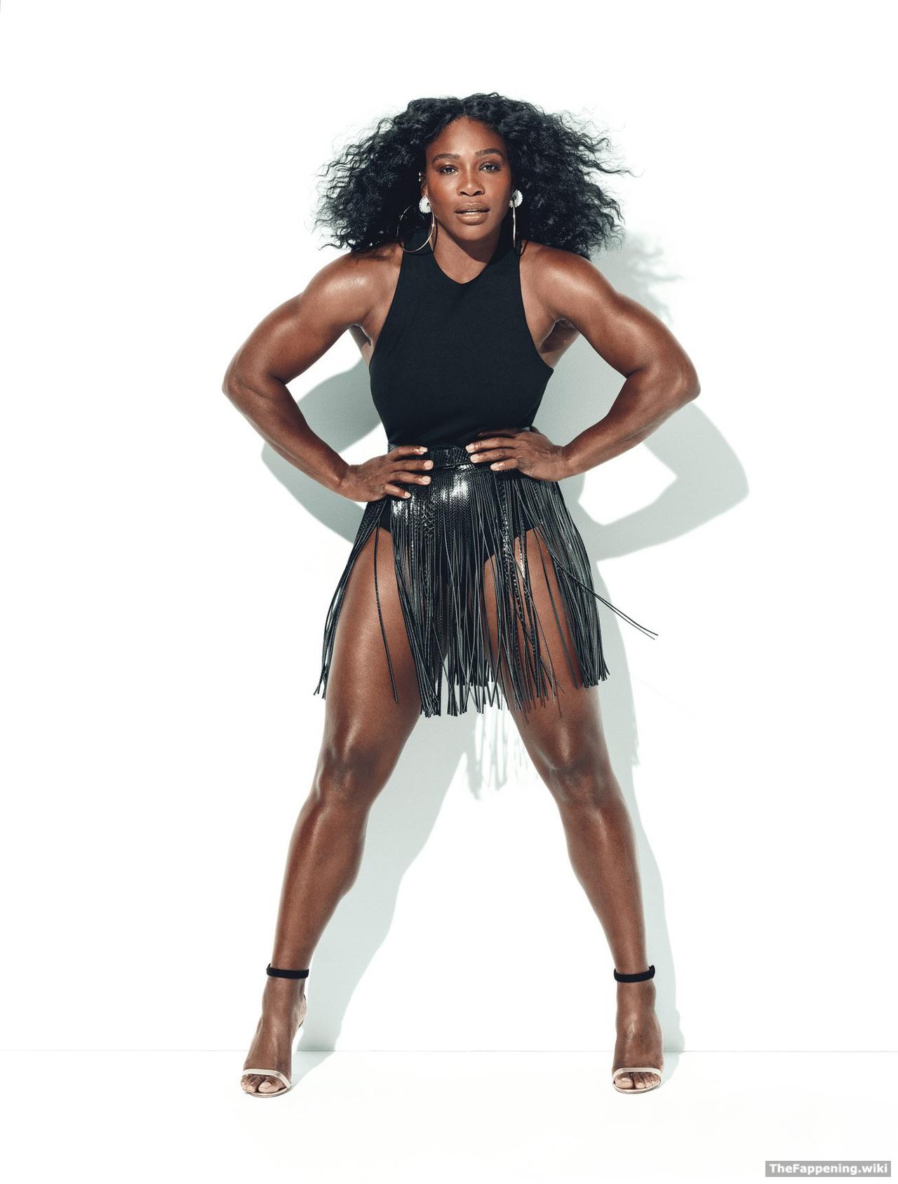 Serena Williams Nude Sexy