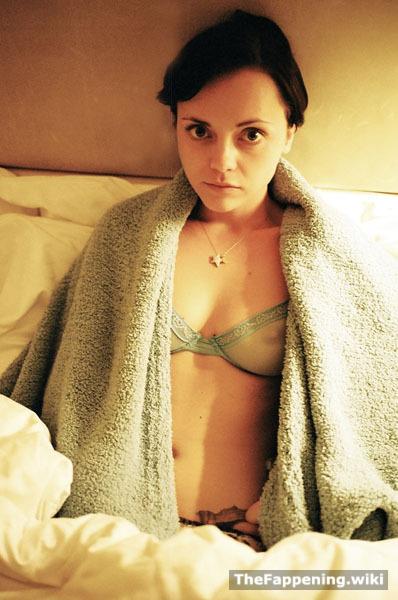 Ricci gallery Christine nude