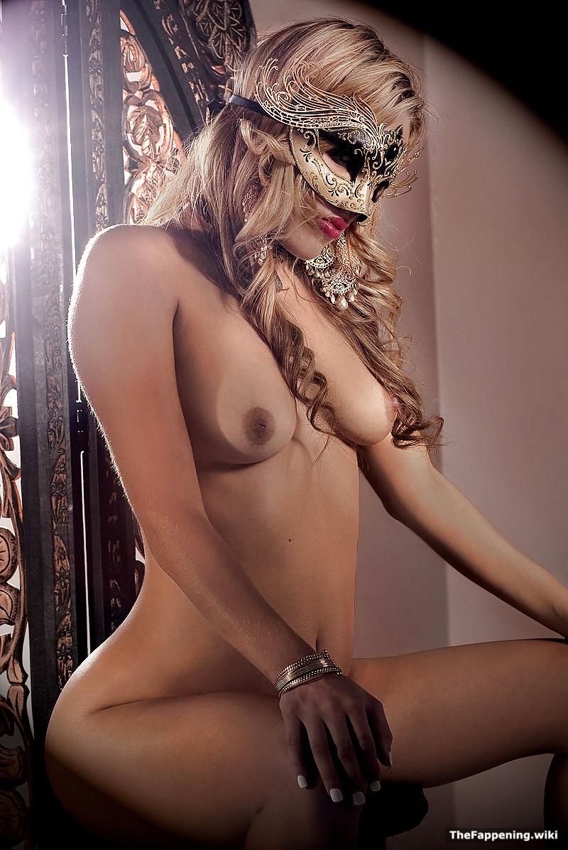 wwe lana nude