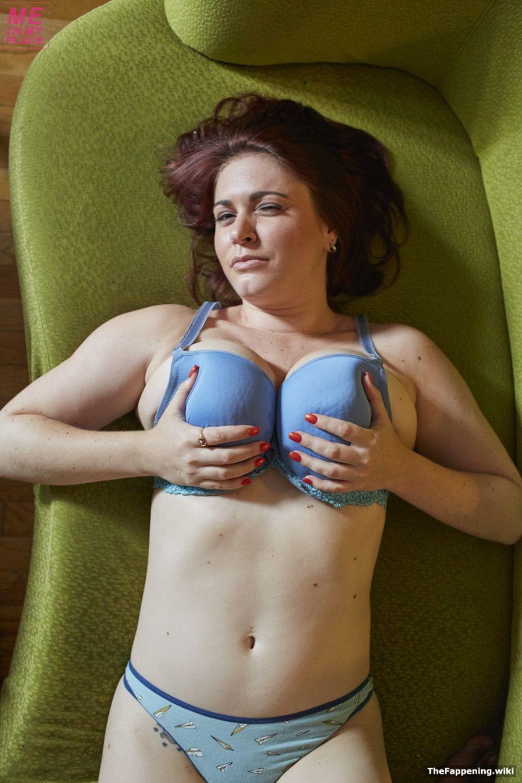 nude Lindsay Felton