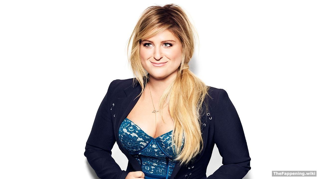 All became nude meghan trainor naked