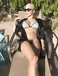 Amber rose nude porn remarkable, rather